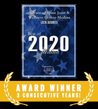 Best of 2020 Medina County Award