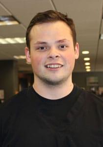 Chiropractic Medina OH Kyle Hall Rehab Tech Coordinator & X-Ray Technician