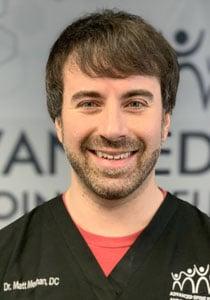 Chiropractor Medina OH Matt Meehan