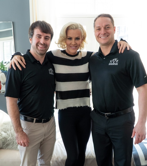 Medina Chiropractors with Jenny McCarthy